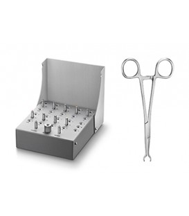 Sidekick BASIC Set + Clamp forceps