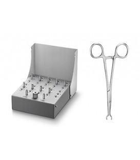 Sidekick BASIC Set + Clamp forceps