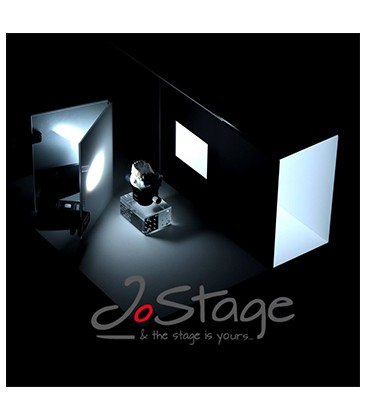 JoStage Photo Table + Objects Holders