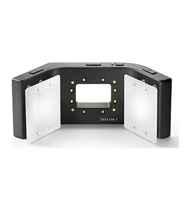 Smile Lite MDP + Polarazing filter + Diffusors